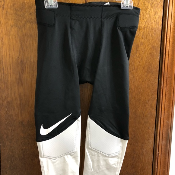 8bc14d37d154 Nike Mens Dri-Fit Padded Vapor Speed Football Pant